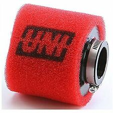 NEW Uni Air Filter Clamp On Pod 1-1/4 (33mm) ID x 3 Long Dual Stage UP-4125AST