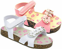 Girls Sandals Kids Infant Casual Smart Summer Beach Shoes Sandals Size 6-12