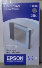 Original Epson T5635 Tinte  light cyan  für Stylus Pro  7800  9800 OVP