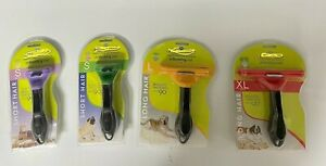 Professional Deshedding Tool for Dogs Grooming Brush Kit For Dogs And Cats Hair