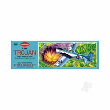 Guillow - GUI901 - N.A. Trojan Balsa Kit - 1:30 Scale