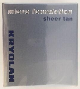 Kryolan HD Sheer Tan 240 Make-up - Schminke 30 ml