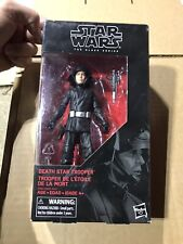 "Death Star Trooper 6"" The Black Series STAR WARS #60 Hasbro NEW"