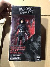 """Death Star Trooper 6"""" The Black Series STAR WARS #60 Hasbro NEW"""