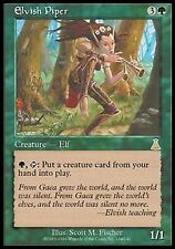 *MRM* ENGLISH Elvish Piper - Joueuse de flûte elfe MTG Urza's Destiny