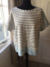 Breton Stripe Cotton Paul & Joe T Shirt Top