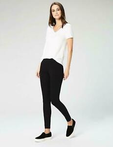 Daily Ritual Women's High Waist Stretch Legging Casual Dressy, Black, Small NEW