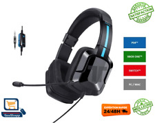 TRITTON KAMA Casque Gaming Noir PS4 Xbox One Switch PC Mobile Ideal Cadeau