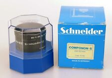 Schneider Kreuznach componon-s 2,8/50mm 50 mm 1:2,8 enlarger lens 13456910