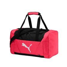 58b0573e1a8ee PUMA Sporttasche M Fundamentals Paradise Pink