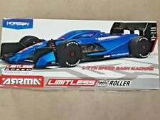 Arrma Limitless 1/7 Scale Speed Bash Electric 4WD All-Road Roller ARA109011 New!