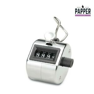 HANDHELD TALLY COUNTER 4 PLACE