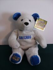 Salvino's Bammers Beanie Bear Chicago Cubs Sammy Sosa 2000