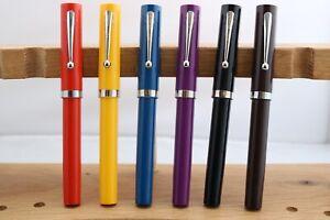 Vintage Sheaffer No Nonsense Ballpoint Pens, 6 Finishes, UK Seller