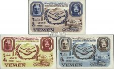 Yemen(UK) 169B-171B (complete issue) unmounted mint / never hinged 1969 Internat