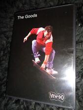RARE Balance Board DVD VEW-DO THE GOODS Ollies Transfer Shuvit Rotation LEARN TO