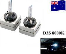 Premium 8000K D3S Headlight Bulb Xenon HID Audi A3A4A5Q3Q5Q7 Benz Golf Cherokee