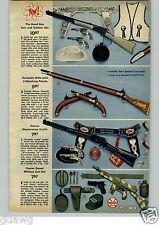 1972 PAPER AD Marx Gun Rifle Marksman Crosman Powermaster Repeater Benjamin
