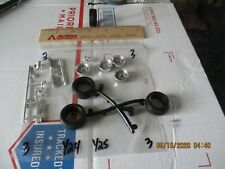 Four (4) Wheels w/Tires + other parts 1/24/25 scale (Parts only) Package # 3