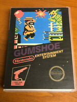 Gumshoe NES Nintendo Entertainment System Retro Universal Game Box Repro