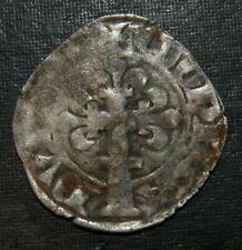Medieval Silver Coin Lot 1100-1300 Ad Crusader Templar Long Cross Ancient Old