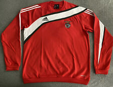 BENFICA ADIDAS SLB 2009/2010 TRAINING SWEATSHIRT CLIMAWARM MENS LARGE