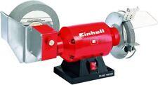 Mola Smerigliatrice da Banco Einhell Combinata ad Acqua 2 Mole - TC-WD 150/200