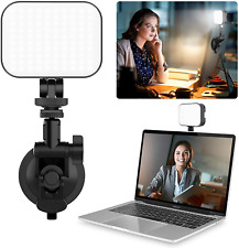 Computer Light for Laptop Video Conferencing Adjustable Angle Fill Panel Led
