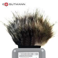 Gutmann Mikrofon Windschutz für ZOOM H5 - Sondermodell MERCURY limitiert