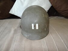 Liner casque US M1 WWII Saint Clair work helmet