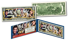 ELVIS PRESLEY LIFE & TIMES Officially Licensed Genuine Legal Tender $2 U.S. Bill