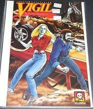 Vigil Desert Foxes #1 Quality Press Comics VF/NM