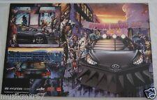 SDCC Comic Con 2012 EXCLUSIVE Hyundai UNDEAD 2012 poster The Walking Dead RARE!
