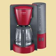 Bosch Glaskrug-Kaffeemaschine TKA 6A044 ComfortLine - rot/anthrazit