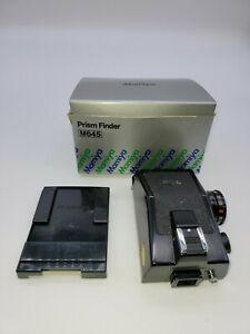 Mamiya M645 AE Prism Finder for M645, M645 1000S READ!!