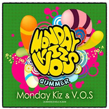 K-pop Monday Kiz & V.O.S. - Summer (Single) (Monvoss)