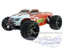 28661R CARROZZERIA ROSSA + ADESIVI 1:18 OFF ROAD CAR BODY MONSTER TRUCK Himoto