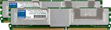8GB (2 x 4GB) DDR2 667MHz PC2-5300 240-PIN ECC Fbdimm Xserve ( Tardo 2006) Kit
