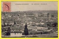 cpa Auvergne 15 - AURILLAC (Cantal) Panorama