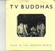 (DJ144) TV Buddhas, Band In The Modern World - 2012 DJ CD