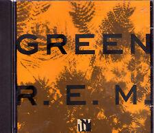 CD 10T R.E.M. GREEN DE 1988  925 795-2 WARNER