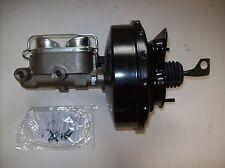 1967 68 69 70 Mustang Cougar Power brake booster master cylinder drum/drum 038