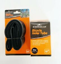 """18"""" Cycle Tube Kids Bicycle Tire Inner Interior Rubber 18 x 1.6 - 2.125"""