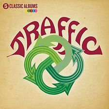 Traffic - 5 Classic Albums [New CD] UK - Import