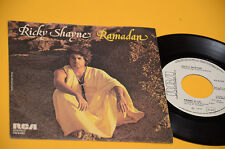 "RICKY SHAYNE 7"" 45 RAMADAN 1°ST ORIG PROMO NM TOP COLLECTORS !!!!!!!!!!"