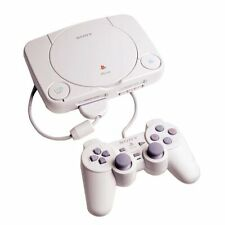 Sony PlayStation Ps One PS1 Video Game Console Very Good 9Z