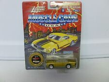Johnny Lightning Muscle Cars USA 1965 GTO Gold