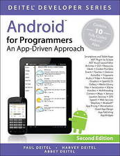 Android for Programmers: An App-Driven Approach (2nd Edition) (Deitel Developer