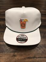 Azalea JohnDaly Arnold Augusta Inspired Imperial Tour Performance Green Rope Hat