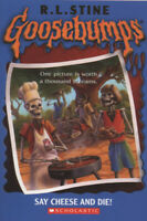 Goosebumps: Say cheese and die! by R L Stine (Paperback) FREE Shipping, Save £s